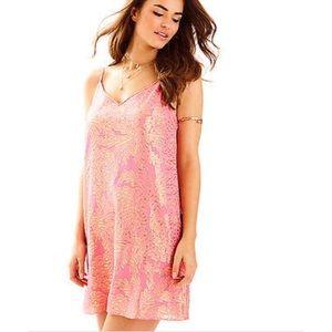 NWT Lela Silk Lilly Pulitzer Dress